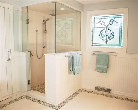 placement of towel bars in bathrooms magnificent wainscot tile in bathroom victorian with towel