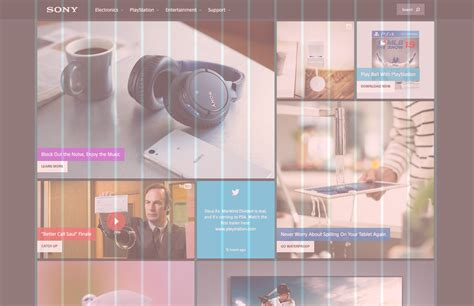 website design layout using grid systems advantages of grid systems in web design oozle media