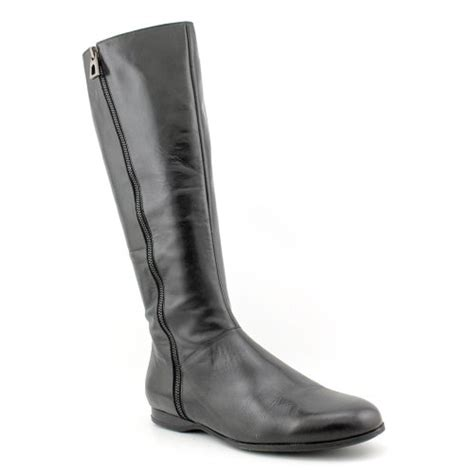 Enzo Angiolini Ecla Knee High Leather Boots by Enzo Angiolini S Zemi Knee High Leather Boots In