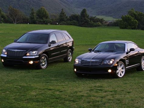 2003 chrysler crossfire related infomation specifications