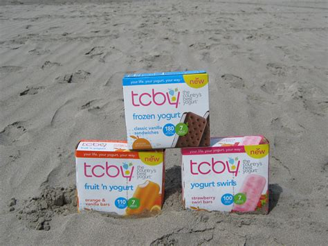 Tcby Yogurt Gift Card - our beach day celebration with tcbygrocery contest corner the best giveaways on