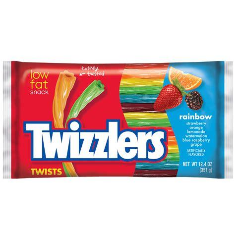 twizzlers rainbow twists 12 4 oz hersheys store