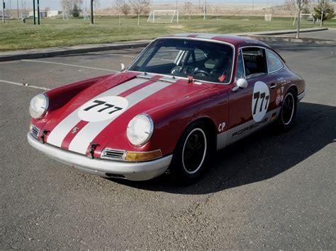 vintage porsche race car 1967 porsche 911 vintage race car street legal
