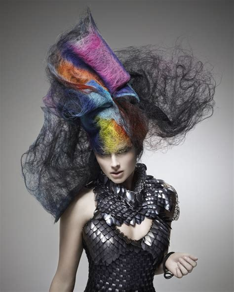 history of avant garde hairstyles 756 best images about avant garde fantasy hairstyles on