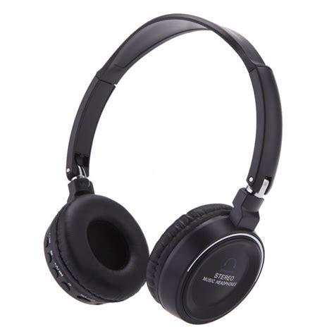 Sport Headphone Wireless Not Bluetooth Mp3 Fm Player Sdcard Bass bluetooth wireless stereo headphones earphones headset mp3 player fm radio black ebay