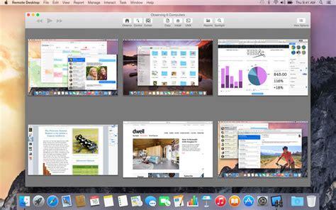 apple remote desktop top 5 remote desktop apps for mac