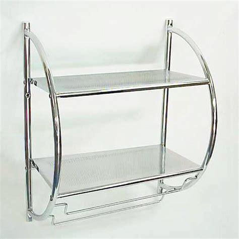 metal bathroom shelves 31 innovative metal bathroom shelves eyagci
