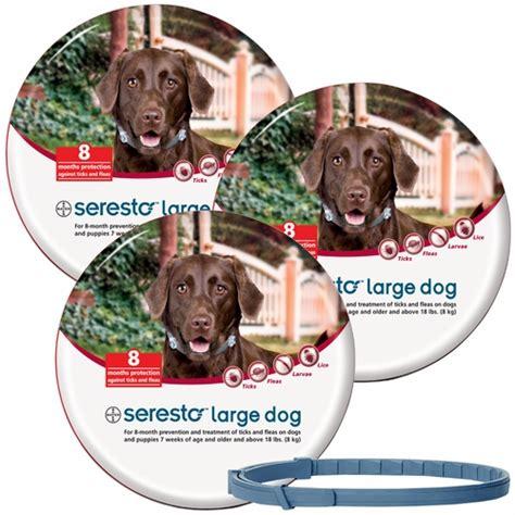 seresto flea collar for puppies seresto flea tick collar for large dogs