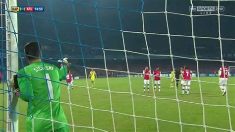 arsenal full match napoli v arsenal watch match replay video online chions
