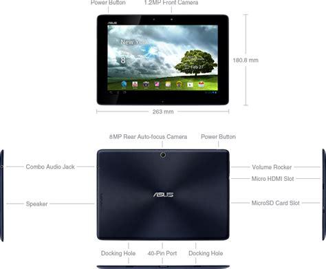 Tablet Asus Satu Jutaan asus transformer pad 300 harga spesifikasi