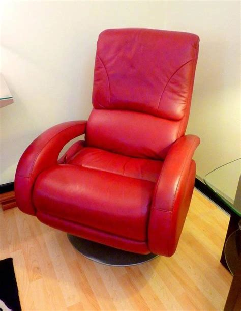 red leather recliner red leather recliner by lane for sale at 1stdibs