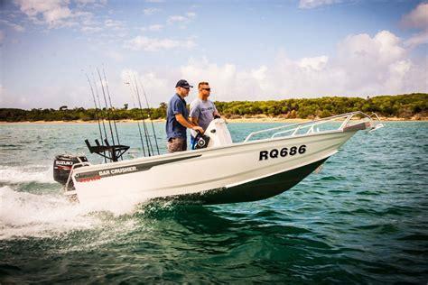 boats online brisbane new bar crusher 490wr trailer boats boats online for