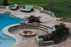pool pit beautiful inspiring outdoor firepits
