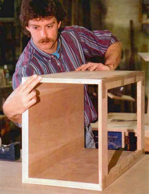 steve latta woodworking strong no cl up corner joints finewoodworking