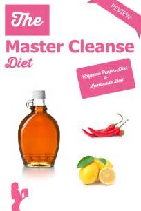 Cayenne Pepper Detox Drink Reviews by Cayenne Pepper Diet Review Lemonade Diet Master Cleanse