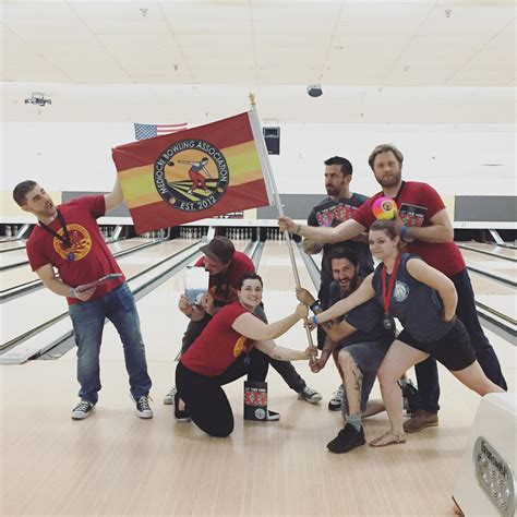 Asbury Mba by The Mediocre Bowling Association Home Mba Places Third