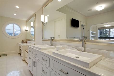 white vanity design ideas
