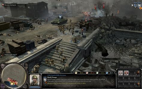 Three Story Building by Company Of Heroes 2 Review Bit Tech Net