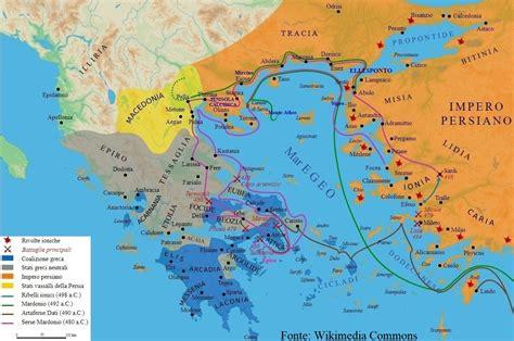 guerre persiane i limiti dell quot imperialismo quot antico e la difficile unit 224