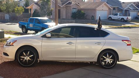 nissan sentra 2013 modified danny saldana 2013 nissan sentra specs photos