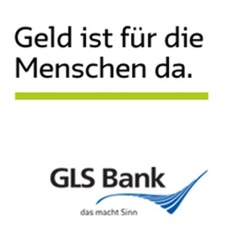 gls bank banking login gls bank bank building societies d 252 sternstr 10