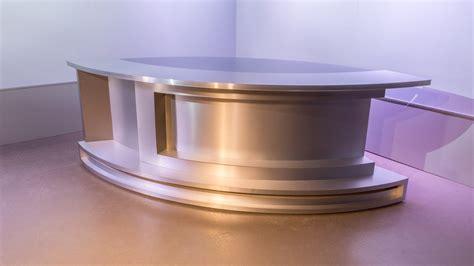 Anchor Desk by Anchor News Desk Tv Set Designs