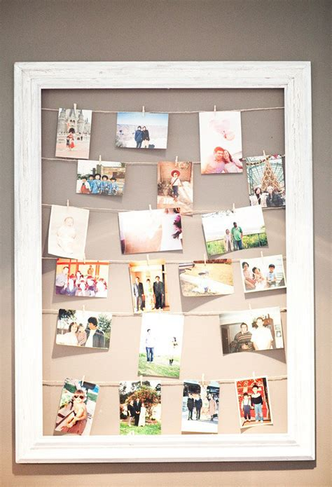 photo frame display on wall display family photos frame on your walls