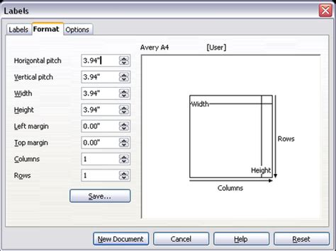 printing address labels with openoffice printing from writer apache openoffice wiki