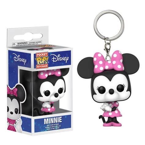 Kaos Mickey Minnie Pop minnie mouse pocket pop key chain funko mickey mouse key chains at entertainment earth