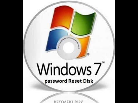 windows 7 password reset disk youtube create a password reset disk windows 7 youtube