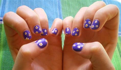 imagenes para decorar uñas decorar las u 241 as con dibujos de flores