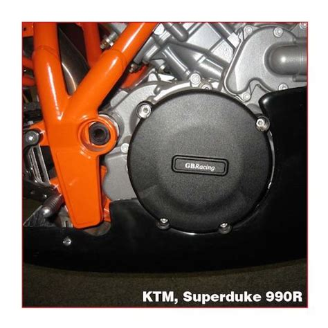 Ktm Motorcycle Cover Gb Racing Clutch Cover Ktm Superduke 990 R 2005 2013