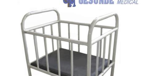 Ranjang Besi Rumah Sakit ranjang anak echo children bed toko medis jual alat