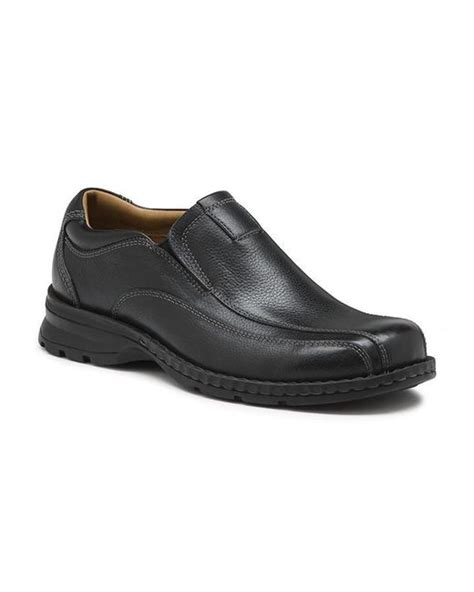 g h bass co lenny casual shoe wide width in black for