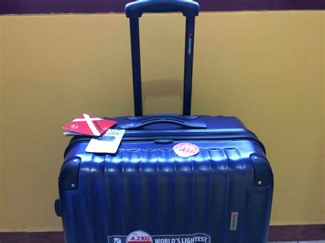 Harga Koper Merk Passport jual koper travel luggage bag travel hbebangil