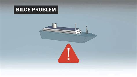how to make a boat not sink what makes boats sink youtube