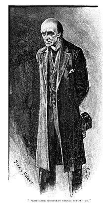 Professor Moriarty – Wikipedia