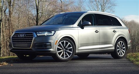 audi truck 2017 2017 audi q7 suv proves slick and opulent consumer reports