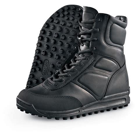 s bates 174 falcon duty boots black 124374 combat