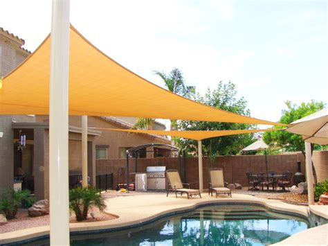 Triangle Awnings by New 16 5 Deluxe Triangle Sun Sail Shade Canopy Sand Ebay