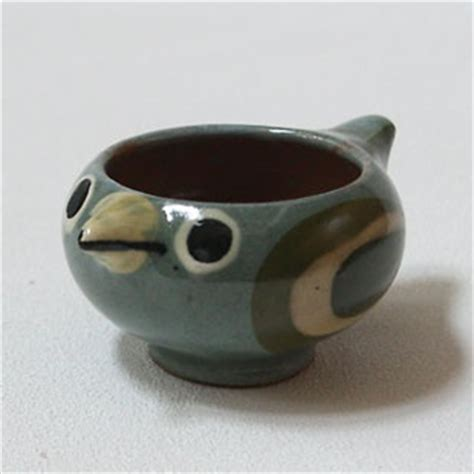 Custom Order Pot Keramik pinch pots birds and ceramic birds on