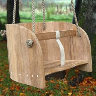 wooden baby swing plans klove ko wave gyngen swing