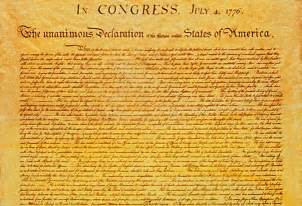 My declaration of independence