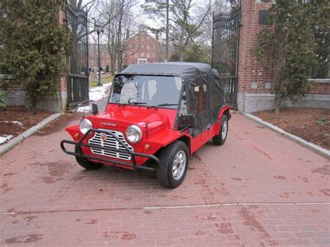 Rally Auto Repair Windsor by Purchase Used Mini Moke 1965 In Westport Connecticut