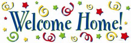 welcome home welcome home from hospital quotes quotesgram
