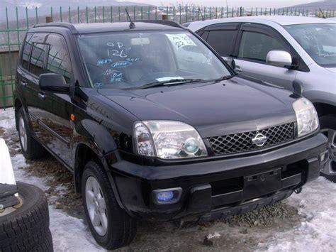 L Nissan X Trail 2001 Lh 2001 nissan x trail pictures