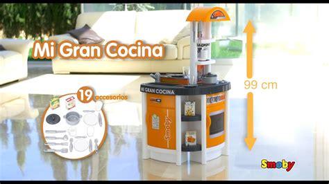 cocina xl smoby mi gran cocina smoby with cuisine studio tefal smoby