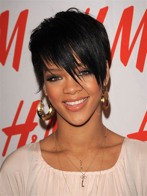 rihanna hairstyles cut rihanna hairstyles fashion and styles