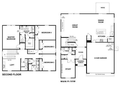 richmond floor plan richmond homes floor plans