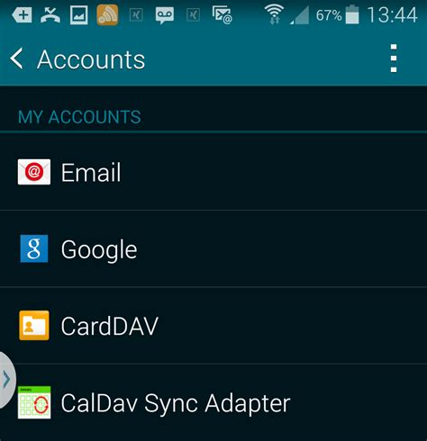 thunderbird android contacts and events everywhere successful syncing between thunderbird and android with baikal
